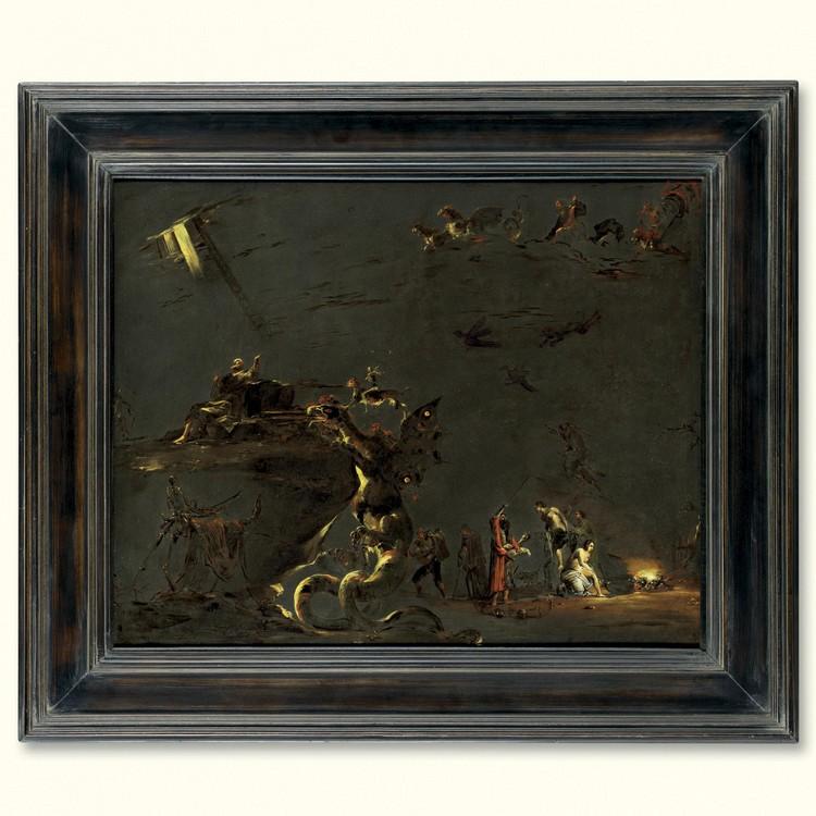 LEONARD BRAMER DELFT 1596 - 1674