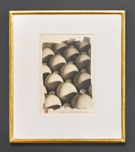ATTRIBUTED TO MICHAEL SILVER | Eggs