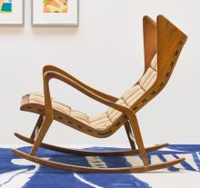 CASSINA | Rocking Chair