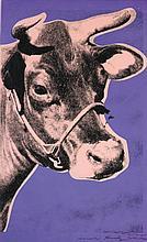 ANDY WARHOL | Cow (F. & S. II.12A)