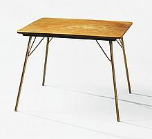 CHARLES AND RAY EAMES | Table, Model No. IT-1