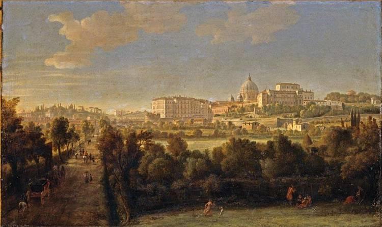 GASPAR VAN WITTEL, CALLED VANVITELLI AMERSFOORT 1652/3 - 1736 ROME