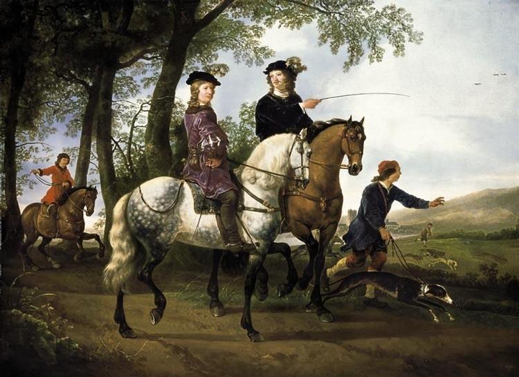AELBERT CUYP DORDRECHT 1620 - 1691