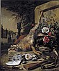 f - JAN WEENIX AMSTERDAM 1642 (?) - 1719