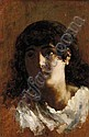 ANTONIO MANCINI (ROMA 1852 - 1930), Antonio Mancini, Click for value
