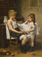 ALEXEI HARLAMOFF | Choosing Apples