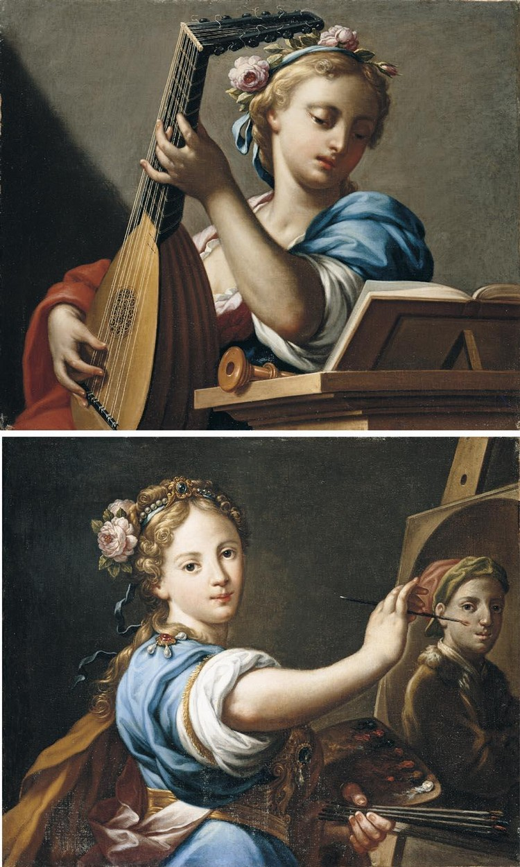 FRANCESCO TREVISANI CAPODISTRIA (CAPE OF ISTRA, SLOVENIA) 1656 - 1746 ROME