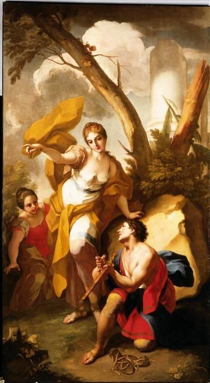 ANTONIO BALESTRA VERONA 1666 - 1740