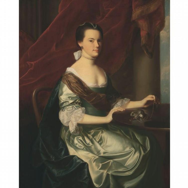 JOHN SINGLETON COPLEY 1738-1815