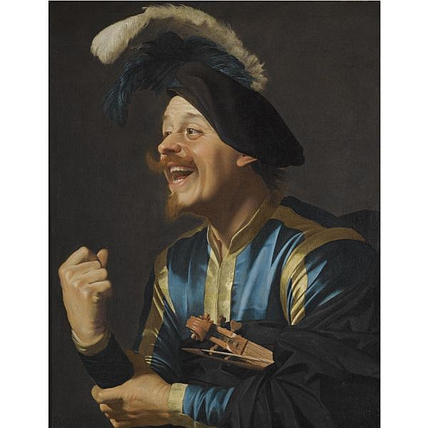 Gerrit van Honthorst , Utrecht 1590 - 1656 