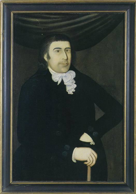 *RUFUS HATHAWAY (1770-1822)