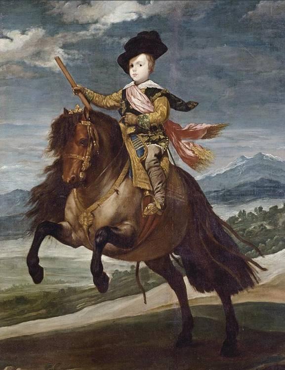 STUDIO OF DIEGO RODRÍGUEZ DE SILVA Y VELÁZQUEZ SEVILLE 1599 - 1660 MADRID