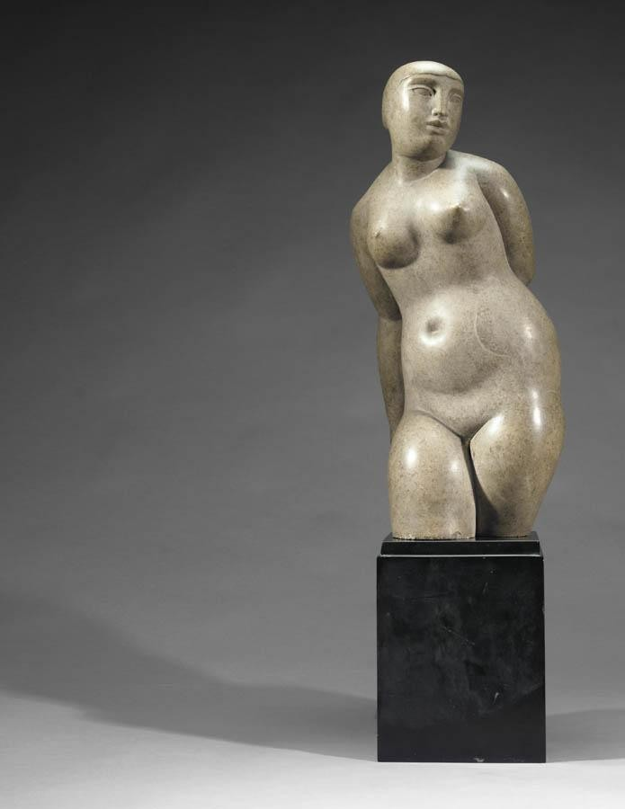 FRANK DOBSON 1888-1963