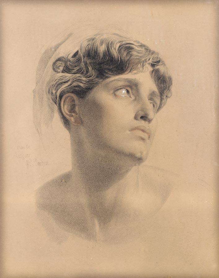 ANTHONY FREDERICK AUGUSTUS SANDYS 1832-1904