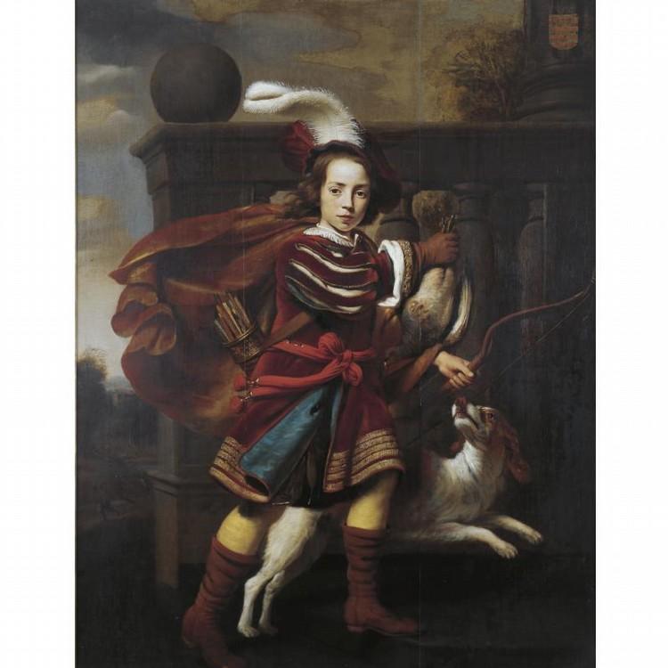 CORNELIS BISSCHOP DORDRECHT 1630 - 1674