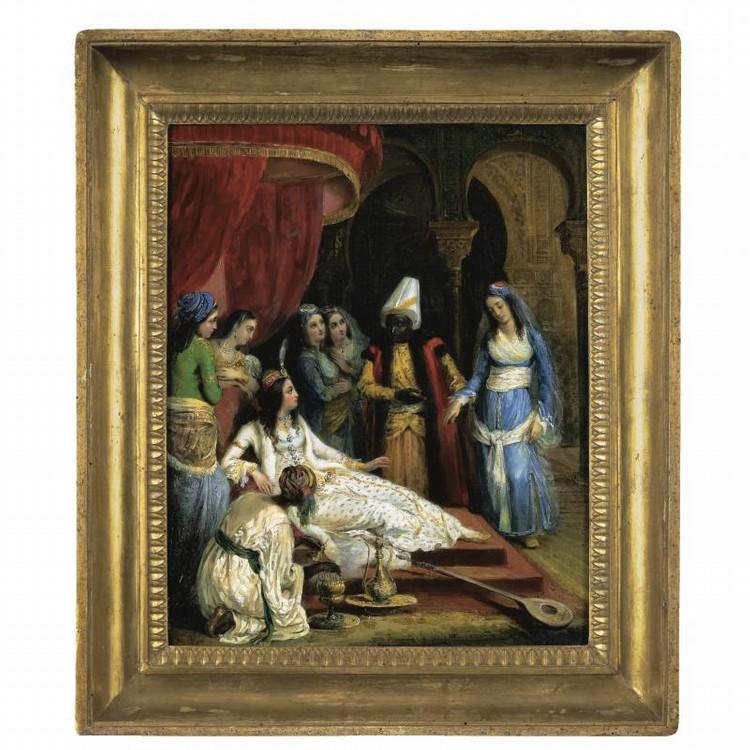 ALEXANDRE-MARIE COLIN PARIS 1798-1873