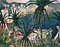 CHRISTOPHER RICHARD WYNNE NEVINSON, A.R.A. 1889-1946 LA CORNICHE, Christopher Richard Nevinson, Click for value
