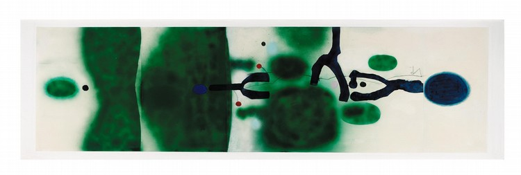 f - VICTOR PASMORE 1908-1998 THE LIVING AND THE DEAD