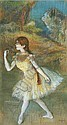 DANSEUSE, Edgar Degas, Click for value