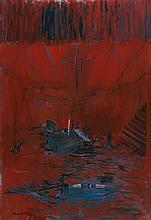GUILLERMO KUITCA<BR>(B. 1961) | Sin título