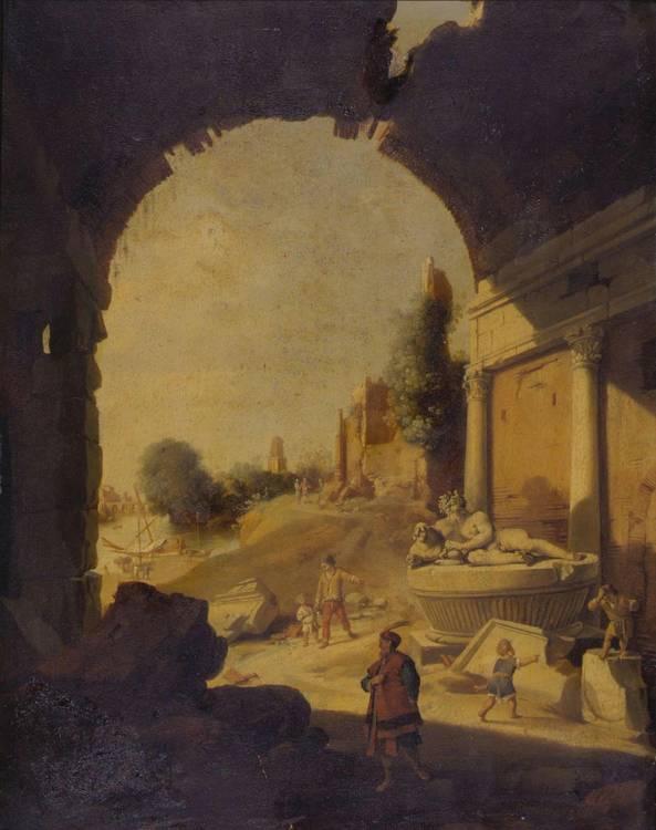 *BARTHOLOMEUS BREENBERGH (1599/1600-1657)