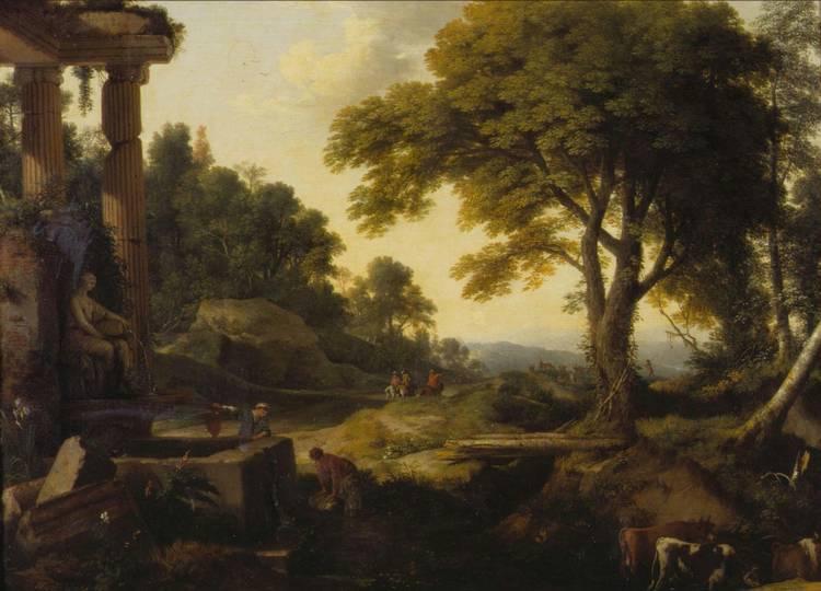 *LAURENT DE LA HYRE (1606-1656)
