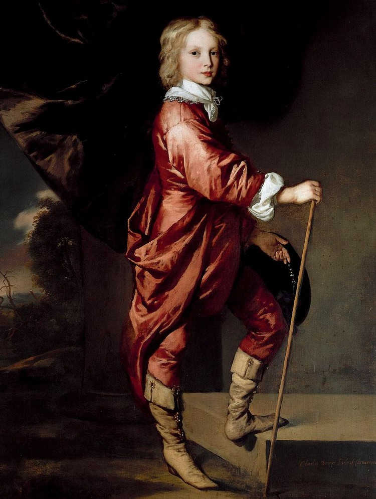 SIR PETER LELY 1618-1680