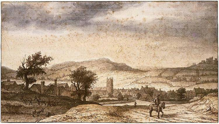 u - *Lambert Doomer 1623-1700