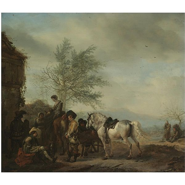 Philips Wouwerman , Haarlem 1619 - 1668 