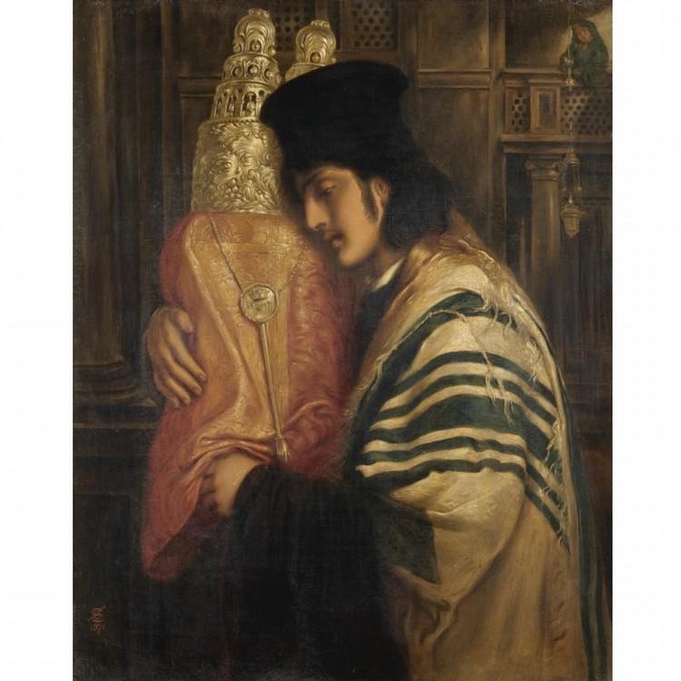 SIMEON SOLOMON 1840-1905