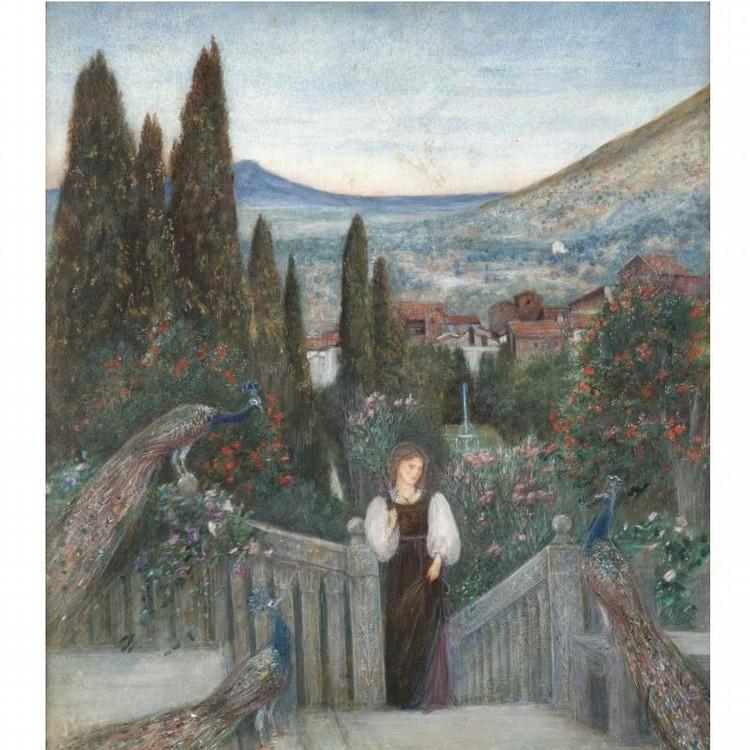 MARIA STILLMAN 1844-1927