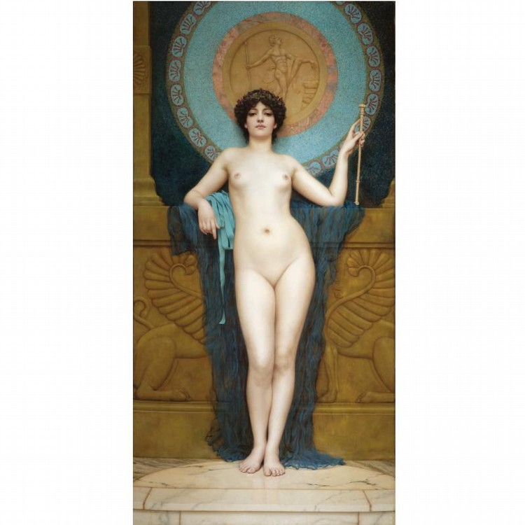 f - JOHN WILLIAM GODWARD R.B.A. 1861-1922
