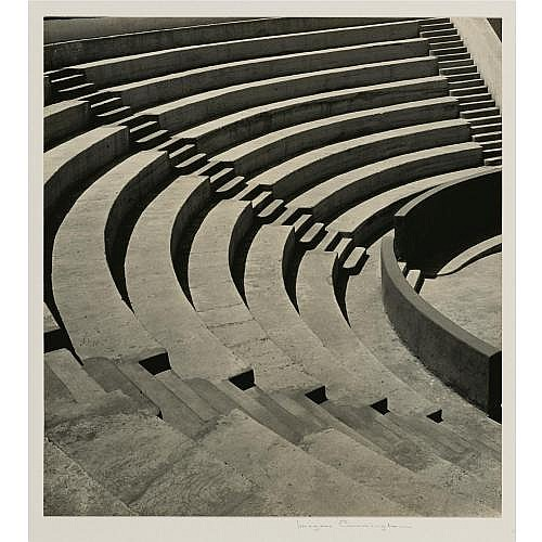 Imogen Cunningham 1883-1976 , 'amphitheatre no. 2'