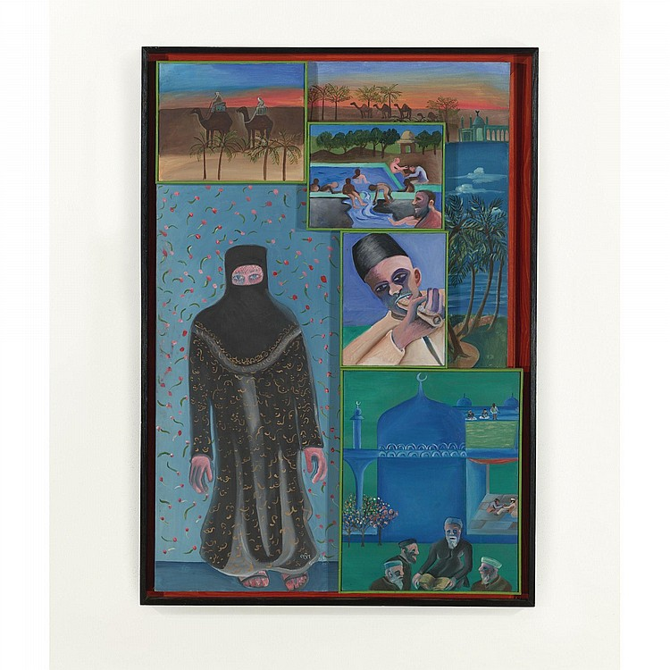 BHUPEN KHAKHAR (1934 - 2003)