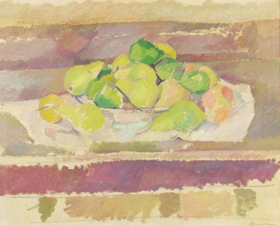 PATRICK HENRY BRUCE 1881-1936