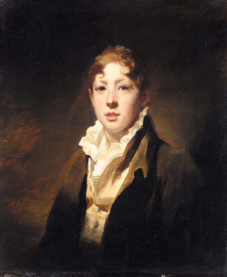VARIOUS PROPERTIES SIR HENRY RAEBURN R.A., P.R.S.A.  1756-1823 PORTRAIT OF ALEXANDER MACKENZIE