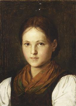 FRANZ VON DEFREGGER AUSTRIAN, 1835-1921