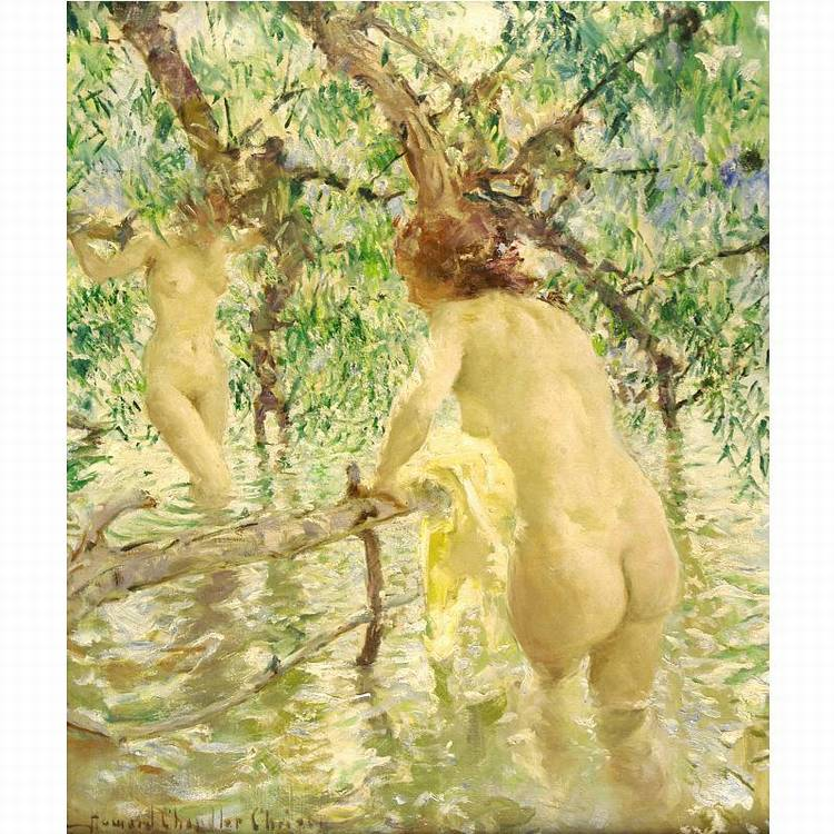 Howard Chandler Christy Works on Sale at Auction & Biography ...