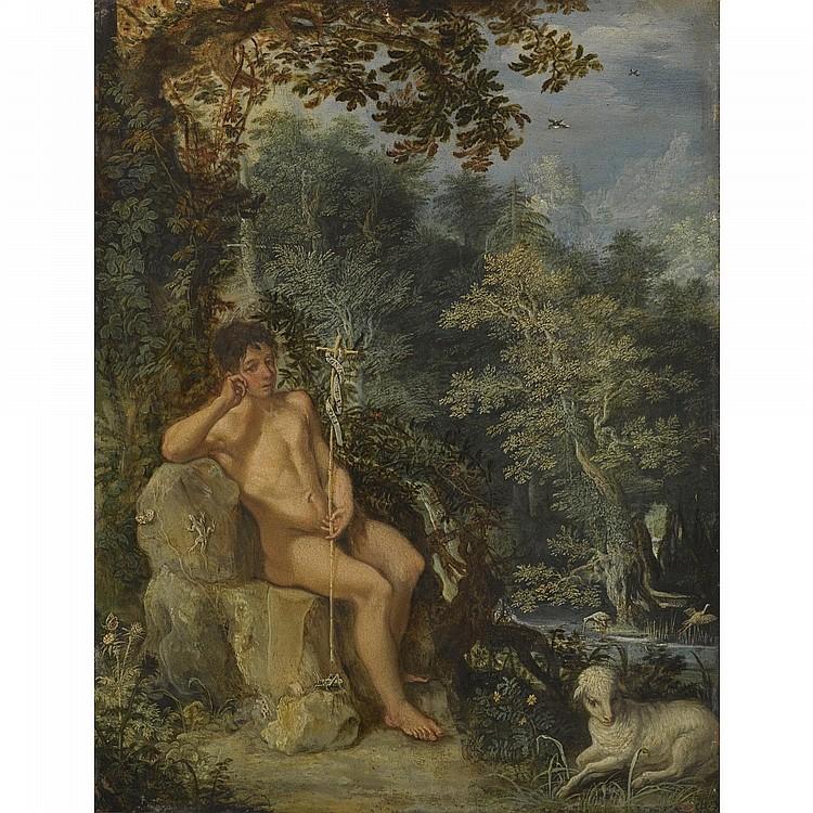 CLOSE ASSOCIATE OF ADAM ELSHEIMER, CIRCA 1610