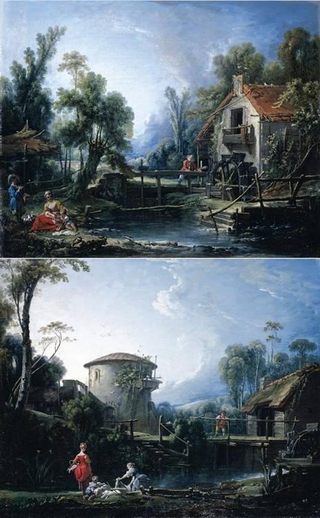 FRANÇOIS BOUCHER PARIS 1703 - 1770
