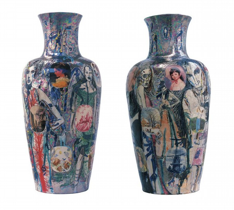 Grayson Perry Works On Sale At Auction Amp Biography