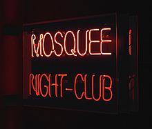 KADER ATTIA | Mosquee / Night Club
