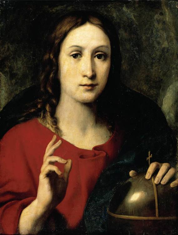 f - DANIELE CRESPI BUSTO ARSIZIO CIRCA 1597 - 1630 MILAN