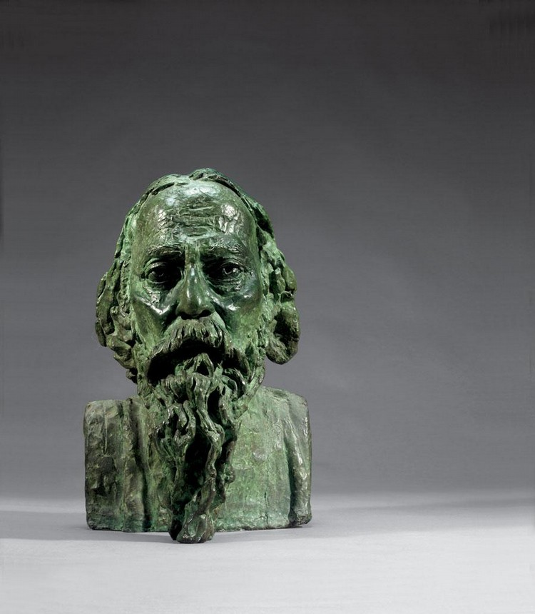 SIR JACOB EPSTEIN, 1880-1959, RABINDRANATH TAGORE