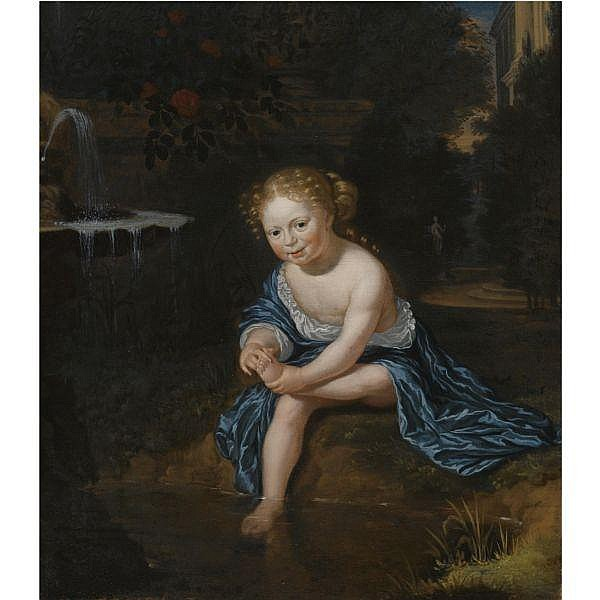 Michiel van Musscher , Rotterdam 1645 - 1705 Amsterdam 