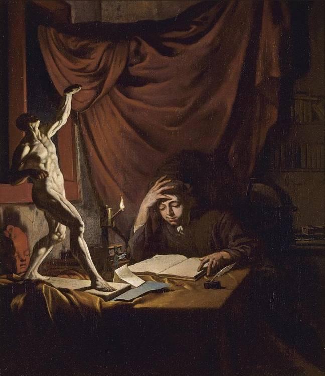 * JOB ADRIAENSZ. BERCKHEYDE HAARLEM 1630 - 1693