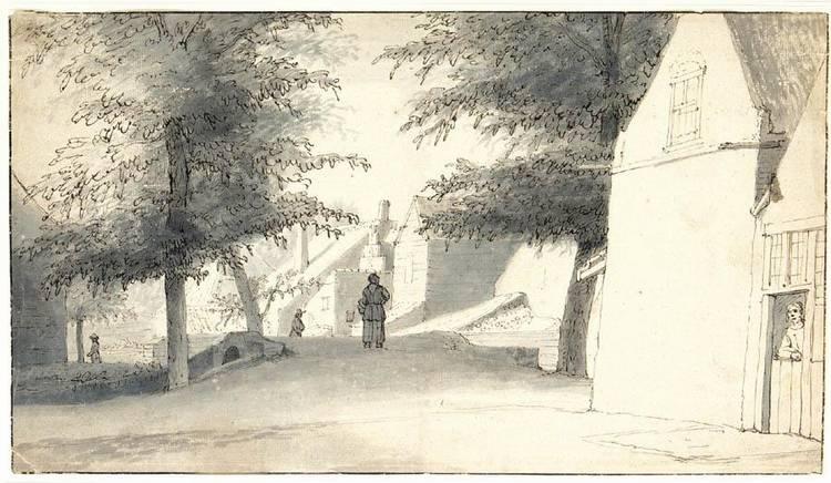 f - LAMBERT HARMENSZ. DOOMER AMSTERDAM 1624 - 1700