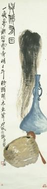 QI BAISHI 1864-1957 DESTINED UNION WITH BUDDHA
