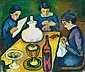 f - AUGUST MACKE, August Macke, Click for value