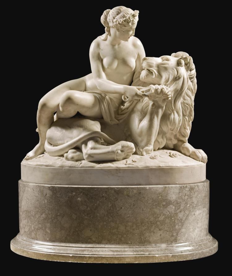 GUILLAUME GEEFS<BR> | Le Lion Amoureux (The Lion in love)